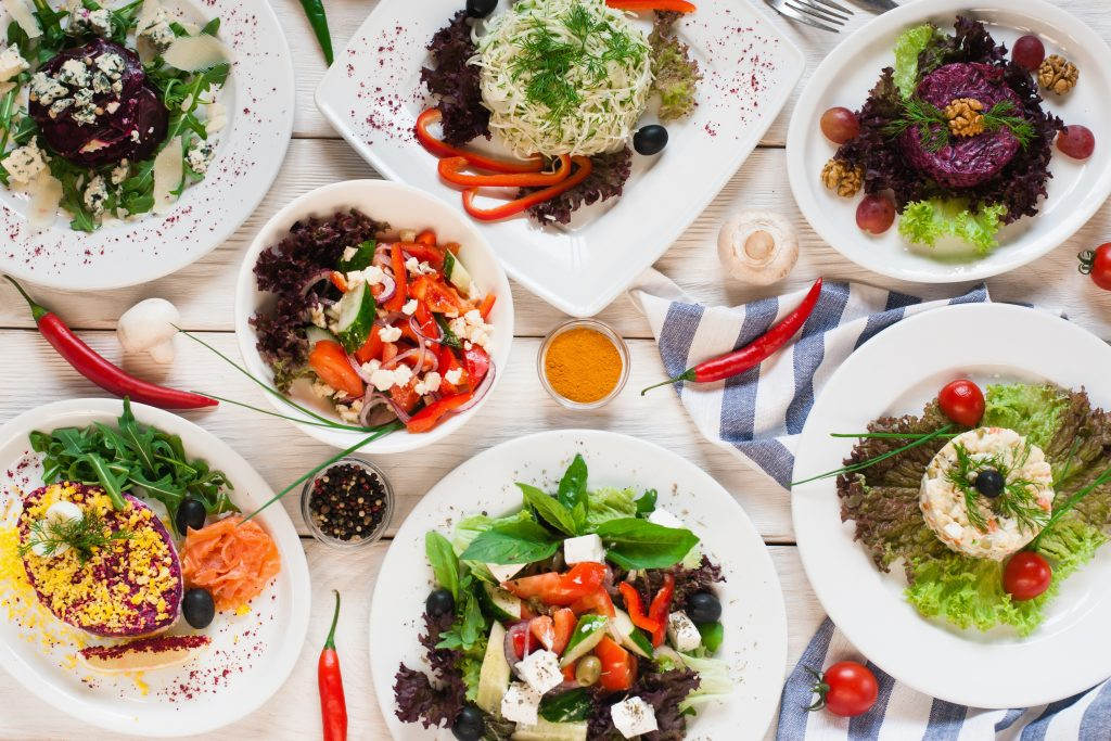 Vegetarian Food For Weddings